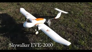 getlinkyoutube.com-Skywalker EVE 2000 Review  Part 1: Initial impressions and maiden flight