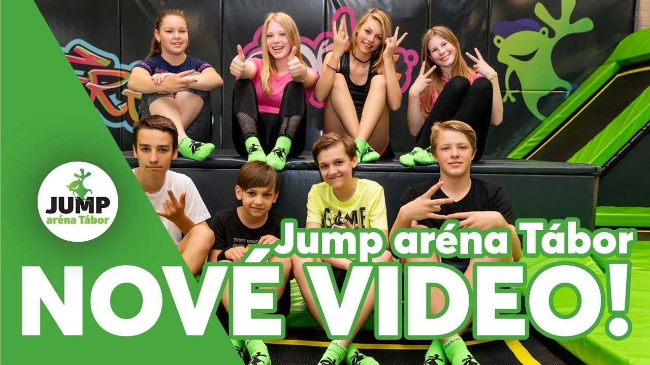 Jump aréna Tábor - nové video