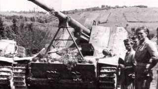 getlinkyoutube.com-German War Files - Hummel, Mobile Artillery