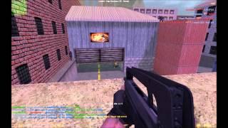 getlinkyoutube.com-Counter-Strike 1.6 CS Assault Gungame Gameplay HD