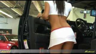 getlinkyoutube.com-Siab 2007 - Auto Show - Romanian Sexy Girls
