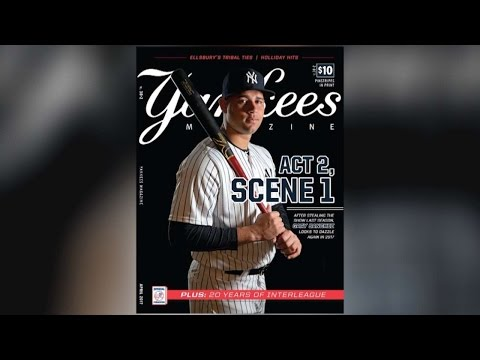 Yankees Magazine: April Issue