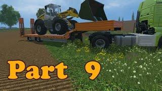 getlinkyoutube.com-Farming Simulator 2015 Gameplay Walkthrough Playthrough Part 9: It's A-Maizing (PC)
