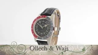 Ollech & Wajs wristwatch Early Bird around 1968