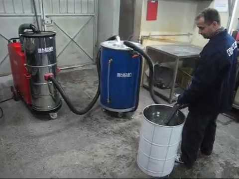 Separatör Sistem Sıvı Vakumu