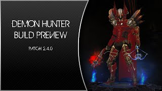 getlinkyoutube.com-Diablo 3 - PTR 2.4 Demon Hunter - Natalya's Build - Quick Guide