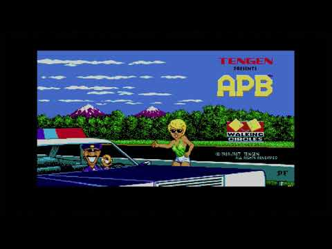A.P.B. - All Points Bulletin (1989)(Domark) ATARI ST