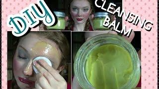 getlinkyoutube.com-DIY Cleansing Balm/Makeup Remover + Demo