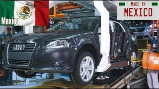 The New Capital of the Automotive Industry is in Mexico