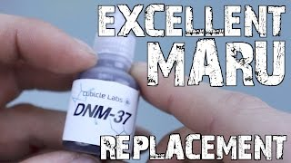 DNM 37 Lube Review | thecubicle.us