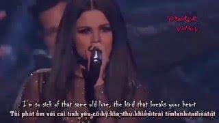 getlinkyoutube.com-[Vietsub] Selena Gomez - Same Old Love [Live AMA's 2015]