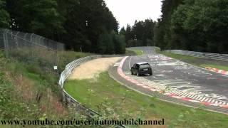 Opel Corsa crash