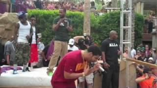 Drake & Lil Wayne - Miss Me (Live @ Las Vegas)