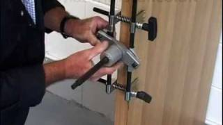 getlinkyoutube.com-Souber DBB Mortice Lock Fitting Jig (JIG1)