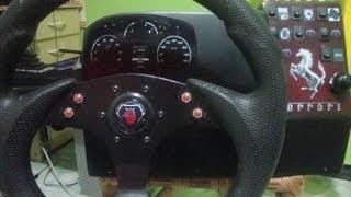 getlinkyoutube.com-Volante Caseiro 900º . O 1º do Youtube.