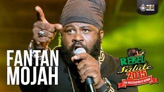 getlinkyoutube.com-Fantan Mojah Live at Rebel Salute 2015