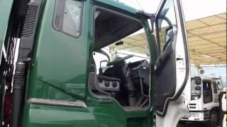 getlinkyoutube.com-中古トラック スーパーグレート・3軸2デフトラクタヘッド 内装.mpg