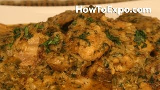 getlinkyoutube.com-Indian Spicy Chicken Recipe How To Make Indian Spicy Chicken