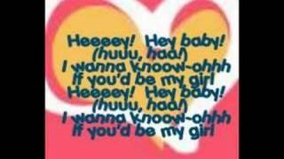 Hey Baby (If You'll be My Girl) - DJ Otzi  [Sing-A-Long]
