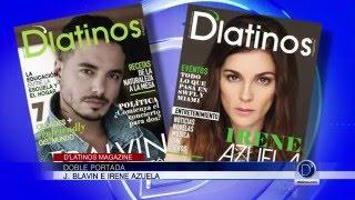 Ethel Palací presenta la edición del mes de Abril de D'latinos Magazine