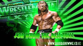 WWE.Triple-H.2nd Theme Song.Wrestlemania 27.For Whom the Bell Tolls.Metalica.www.bhabaniwwe.co.cc