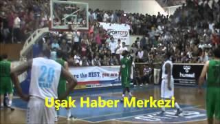 Mackolik.com Uşak'tan Basket Show!