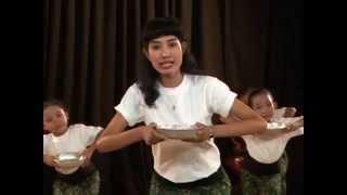 getlinkyoutube.com-BELAJAR TARI BALI PART 1/2 - TARI PENDET LKB SARASWATI