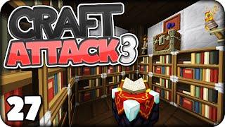 getlinkyoutube.com-JETZT WIRD EINGERICHTET- Minecraft Craft Attack S3 #27 | Zinus