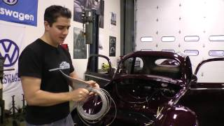 getlinkyoutube.com-Classic VW BuGs How to Wiring Setup Tip on Vintage Beetle