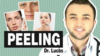 Saiba tudo sobre Peeling com Dr Lucas Fustinoni