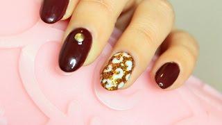 getlinkyoutube.com-Manutenção de Unhas de Gel ♡ UV Gel Nails