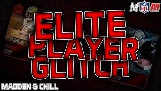 getlinkyoutube.com-Madden Mobile 16 Elite Player GLITCH?