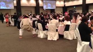 getlinkyoutube.com-屋慶名エイサー・結婚式余興