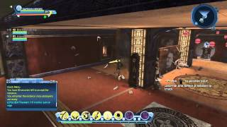 getlinkyoutube.com-DCUO PVP MASTER WITH HARD LIGHT 2015