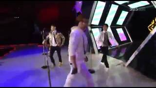 getlinkyoutube.com-BigBang, 2PM, SHINee, Super Junior Nobody (Wonder Girls) Live.mp4
