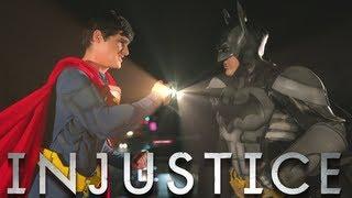 getlinkyoutube.com-BATMAN vs SUPERMAN - INJUSTICE MUSIC VIDEO