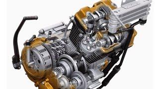 Desain Mesin Suzuki Satria FU 150 Injeksi 2016