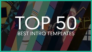 getlinkyoutube.com-Top 50 Best Intro Templates (Sony Vegas, After Effects, Cinema 4D)