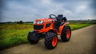 getlinkyoutube.com-Kubota B1620