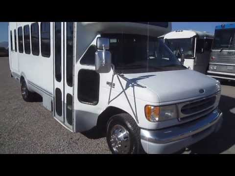 1998 Used Shuttle Bus Ford Eldorado Wheel Chair Bus S90883