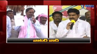 getlinkyoutube.com-Devineni Uma Fires on KCR for using Vulgar Language | Express TV