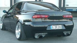 getlinkyoutube.com-Best Alfa Romeo 156 exhaust sounds.