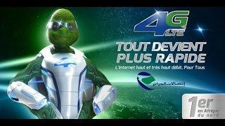 getlinkyoutube.com-configuration modem Algerie telecom  إتصــالات الجزائــر huawei DJAWEB FAWRI ANIS 4G