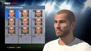 getlinkyoutube.com-Crear Jugadores Zidane, Raúl, Ronaldo etc