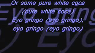 Akon gringo lyrics.wmv width=