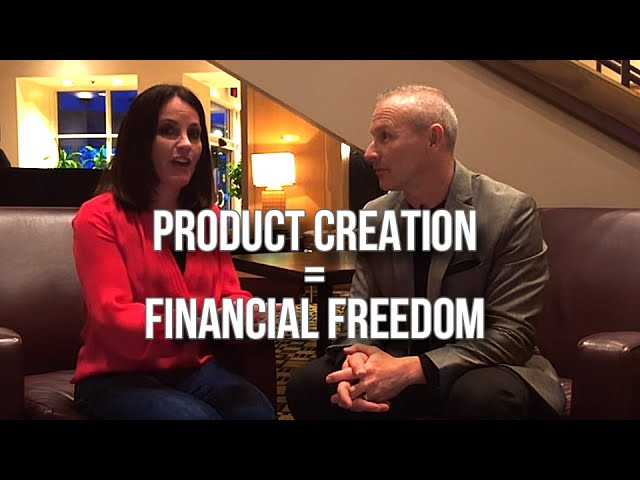 GQ 212: Product Creation = Financial Freedom