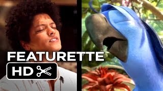 getlinkyoutube.com-Rio 2 Featurette - The Beat Goes (2014) - Bruno Mars, Jesse Eisenberg Movie HD