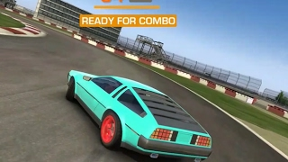 Cash Bonus Code + Delorean San Palezzo Ride - Car X Drift Racing