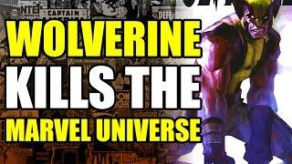getlinkyoutube.com-Wolverine Kills The Marvel Universe