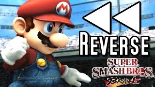 getlinkyoutube.com-Super Smash Bros Brawl All Story Mode Cutscenes IN REVERSE (Wii)